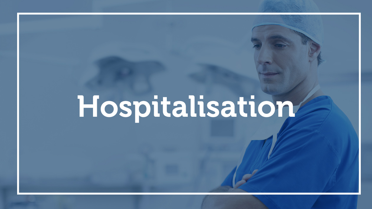 Hospitalisation collaborateur